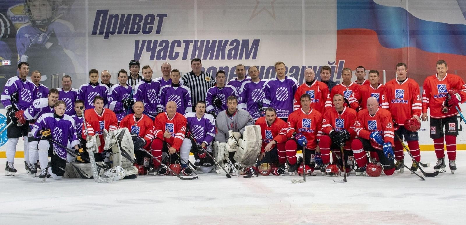 Губахинские хоккеисты выиграли Кубок Евгения Кетова