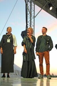 Фотоотчет «Закат на Крестовой» в Губахе в 2021 году