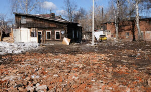 Губаха лидирует по расселению аварийного жилья в крае