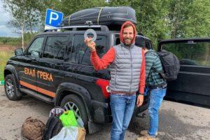 Путешественник из Греции Димитрис Георгиадис приедет в Губаху