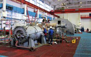 На предприятии «Метафраксе» в Губахе обновлена газотранспортная система